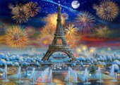 Eiffel Tower Celebration