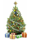 Christmas Tree & Gifts