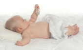 Baby and Silver Rattle.jpg