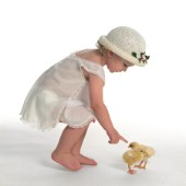 Toddler Playing with Easter Chicks.jpg