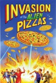 Invasion of the alien pizzas