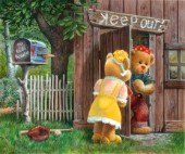 The cub house - The cedar brook bears