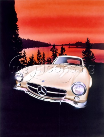 Cream Gullwing