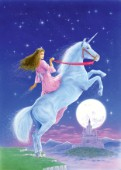Unicorn Princess - Riding