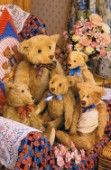 Teddy Bear Family (T308)