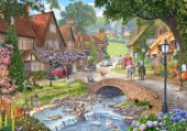 Summer Village Stream 2