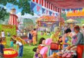 USA Village Fete (variant 1)