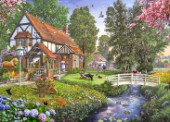 Peacuful Sunday Cottage USA (variant 1)