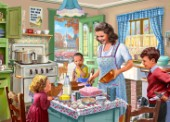 1940 Kitchen USA (variant 1)
