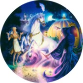 Cinderella - Magic horse