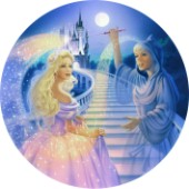 Fairy godmother Cinderella
