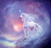 Astral unicorn