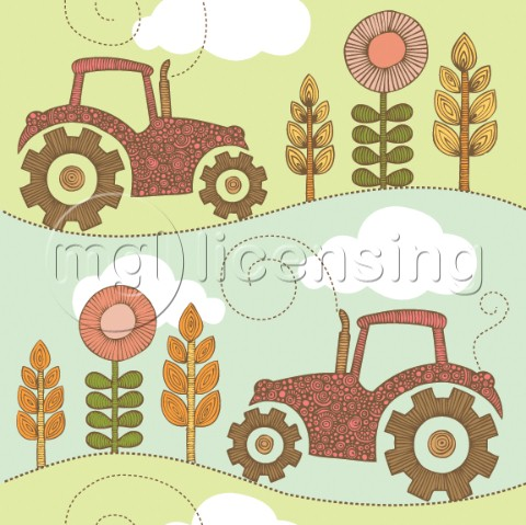 Little Tractorcito