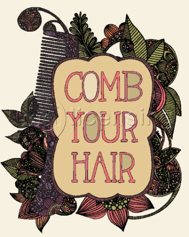 combo your hair