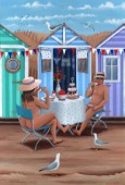 Beach Huts Afternoon Teas