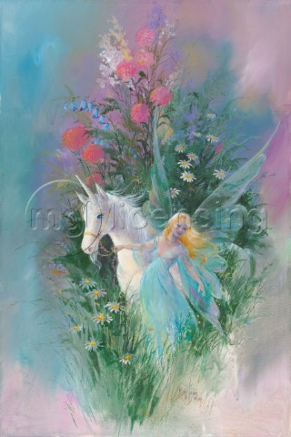 Meadow Fairy  Unicorn