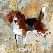 The Painted Beagel