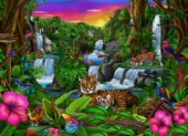 Tigers Tropical Paradise
