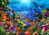 Magical Undersea Realm (Variant 1)