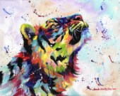 Multicolour Tiger
