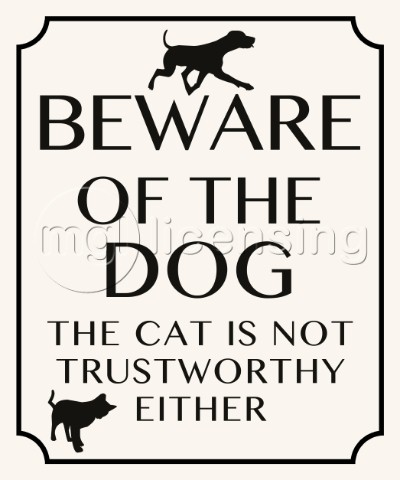 Beware of the Dog Variant 1