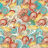 ocean art ~ also available as a repeating pattern ~ 600012000px