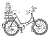 Vehicle BiCycle Gifts