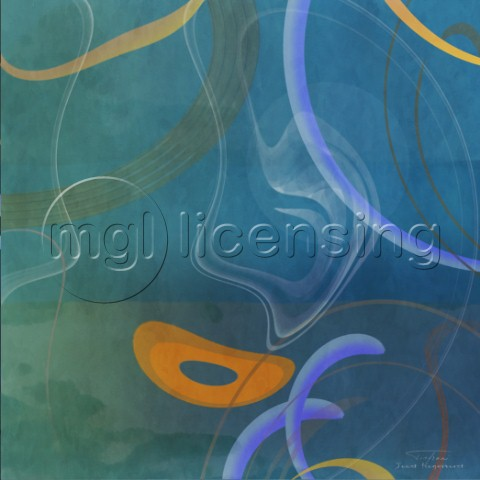 Abstract Twirl 04