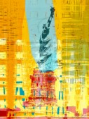 New Paint - New York Liberty Statue II