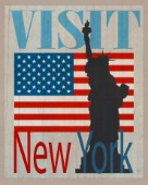 Visit New York Liberty statue (variant 1)