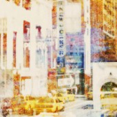 City Collage - New York New Yorker
