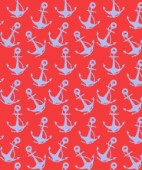 Nautical collection with Ahoy There phrase, full alphabet available, with additional nautical surface  patterns