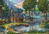 Country House by The Lake