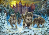 Running Wolves and The Castle