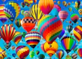 Hot Air Balloon Festival (variant 1)
