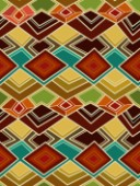 inspired by African textiles